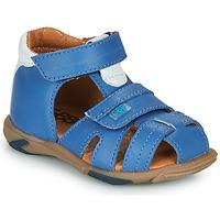 鞋子 男孩 凉鞋 GBB NUVIO 蓝色
