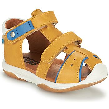 鞋子 男孩 凉鞋 GBB EUZAK 黄色