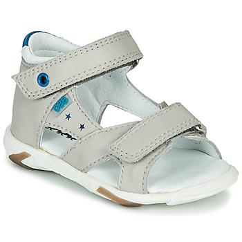 鞋子 男孩 凉鞋 GBB OBELO 灰色