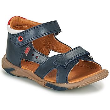 鞋子 男孩 凉鞋 GBB OBELO 蓝色
