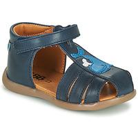 鞋子 男孩 凉鞋 GBB IROKO 蓝色