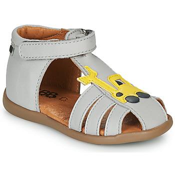 鞋子 男孩 凉鞋 GBB TULIO 灰色