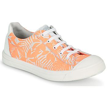 鞋子 女孩 球鞋基本款 GBB MATIA 白色 / 玫瑰色