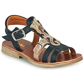 鞋子 女孩 凉鞋 GBB PALOMA 海蓝色