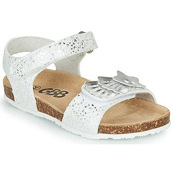 鞋子 女孩 凉鞋 GBB FAZZI 银灰色