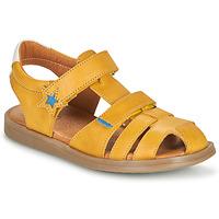 鞋子 男孩 凉鞋 GBB MARINO 黄色