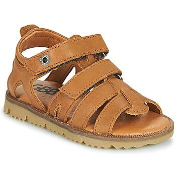 鞋子 男孩 凉鞋 GBB JULIO 棕色