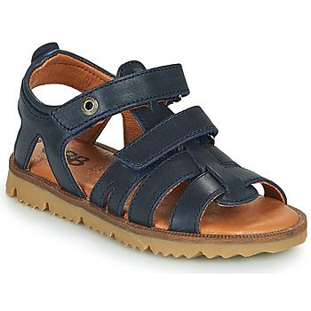 鞋子 男孩 凉鞋 GBB JULIO 蓝色