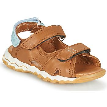 鞋子 男孩 凉鞋 GBB DIMOU 棕色