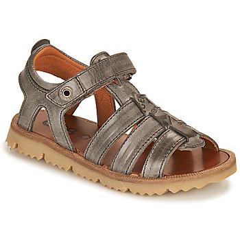 鞋子 男孩 凉鞋 GBB PATHE 灰色