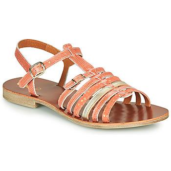 鞋子 女孩 凉鞋 GBB BANGKOK 珊瑚色