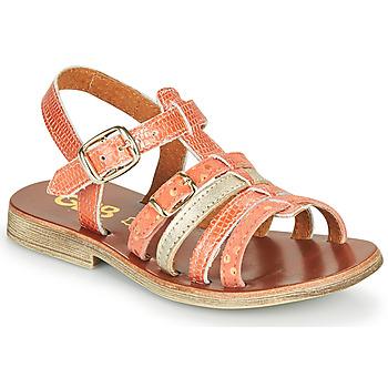 鞋子 女孩 凉鞋 GBB BANGKOK 红色