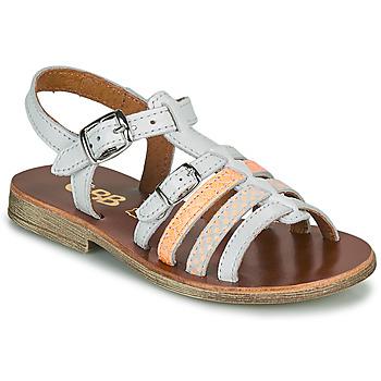 鞋子 女孩 凉鞋 GBB BANGKOK 白色