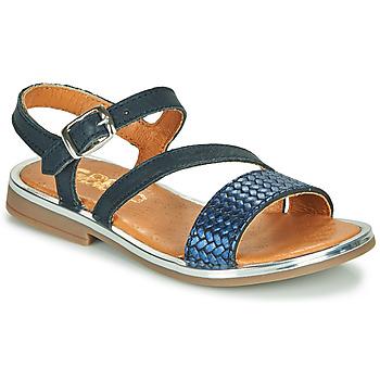 鞋子 女孩 凉鞋 GBB FANA 蓝色