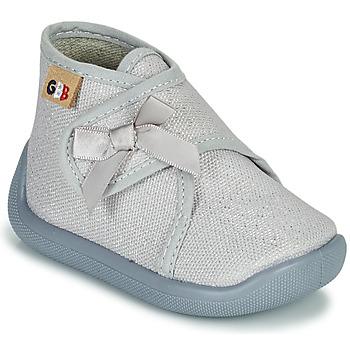 鞋子 女孩 拖鞋 GBB APODIE 灰色