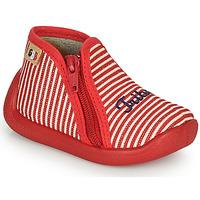 鞋子 女孩 拖鞋 GBB APOLA 红色