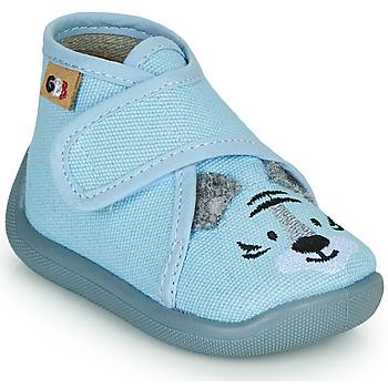 鞋子 男孩 拖鞋 GBB APOSTIS 蓝色