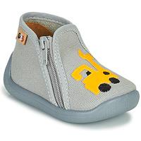 鞋子 女孩 拖鞋 GBB APOMO 灰色