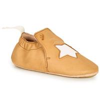鞋子 儿童 拖鞋 Easy Peasy BLUBLU ETOILE 棕色