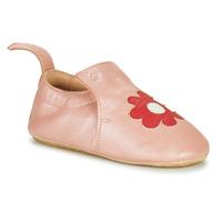 鞋子 儿童 拖鞋 Easy Peasy BLUBLU FLEURS 玫瑰色