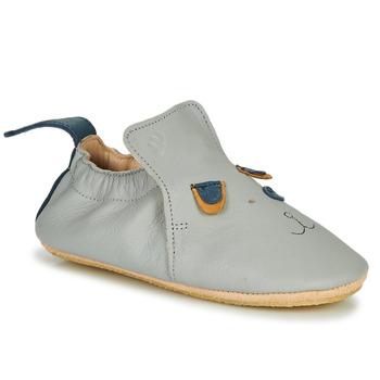 鞋子 儿童 拖鞋 Easy Peasy BLUBLU CHIEN 灰色