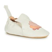 鞋子 儿童 拖鞋 Easy Peasy BLUBLU COQUILLE 白色
