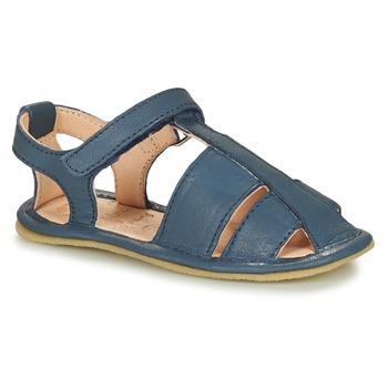 鞋子 儿童 拖鞋 Easy Peasy NOBLU 蓝色