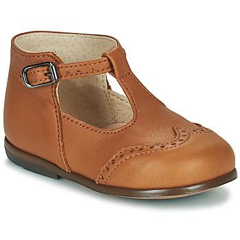 鞋子 女孩 平底鞋 Little Mary FRANCOIS 棕色