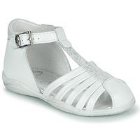 鞋子 女孩 凉鞋 Little Mary VOLGA 白色