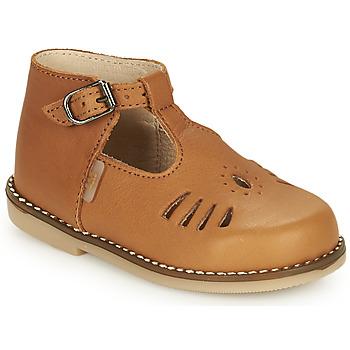 鞋子 女孩 高帮鞋 Little Mary SURPRISE 棕色