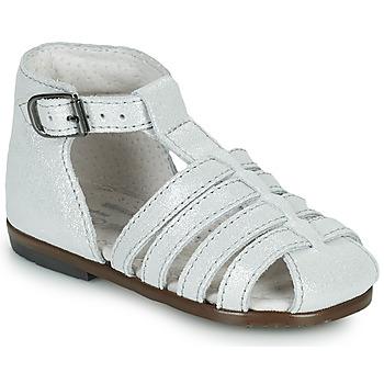 鞋子 女孩 凉鞋 Little Mary JULES 银灰色