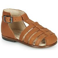 鞋子 女孩 凉鞋 Little Mary JULES 棕色