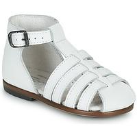 鞋子 女孩 凉鞋 Little Mary JULES VTE BLANC DPF/ODEON