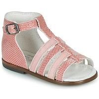 鞋子 女孩 凉鞋 Little Mary HOSMOSE 玫瑰色