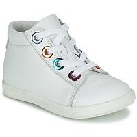 鞋子 女孩 高帮鞋 Little Mary VITAMINE 白色