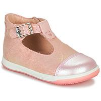 鞋子 女孩 平底鞋 Little Mary VALSEUSE 玫瑰色