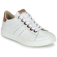 鞋子 女孩 球鞋基本款 Little Mary LAURENE 白色