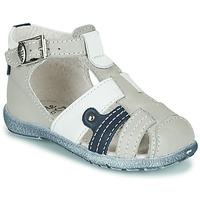 鞋子 男孩 凉鞋 Little Mary VERCORS 灰色