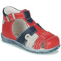鞋子 男孩 凉鞋 Little Mary VERCORS 红色