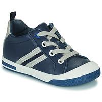 鞋子 男孩 球鞋基本款 Little Mary LOGAN 蓝色