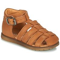 鞋子 男孩 凉鞋 Little Mary LIXY 棕色