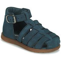 鞋子 男孩 凉鞋 Little Mary LIXY 蓝色