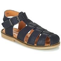 鞋子 男孩 凉鞋 Little Mary BREHAT 蓝色