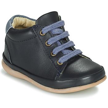 鞋子 女孩 高帮鞋 Little Mary GAMBARDE 蓝色