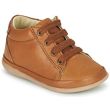 鞋子 女孩 高帮鞋 Little Mary GAMBARDE 棕色