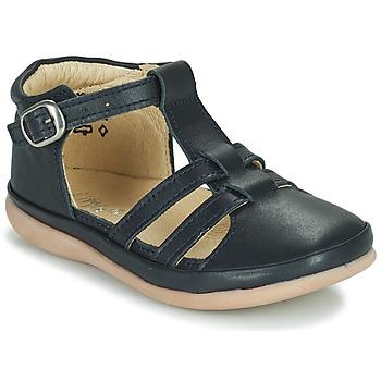 鞋子 儿童 平底鞋 Little Mary LAIBA 蓝色