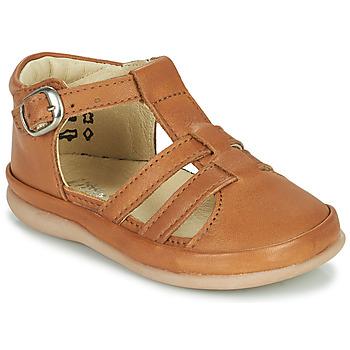 鞋子 儿童 平底鞋 Little Mary LAIBA 棕色