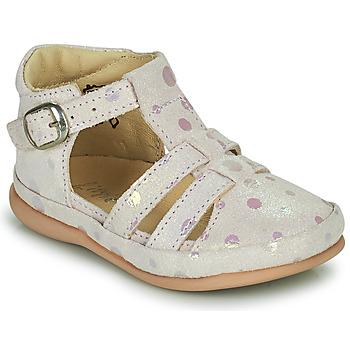 鞋子 儿童 平底鞋 Little Mary LAIBA 玫瑰色