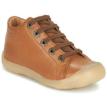 鞋子 儿童 高帮鞋 Little Mary GOOD 棕色