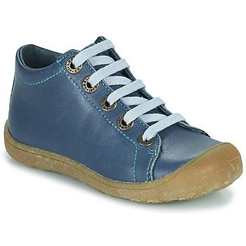 鞋子 儿童 高帮鞋 Little Mary GOOD 蓝色